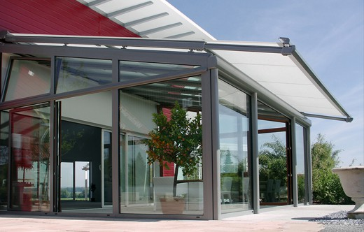 Toldos para techo fijo y m vil dexterior soluciones - Toldos para exterior ...
