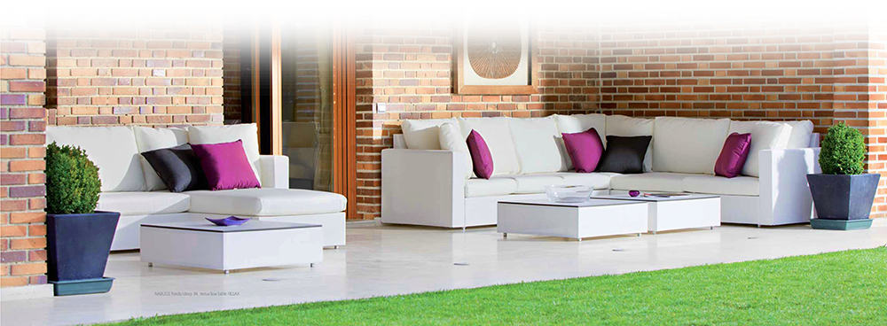 Muebles de jardín   Dexterior Soluciones - Valladolid