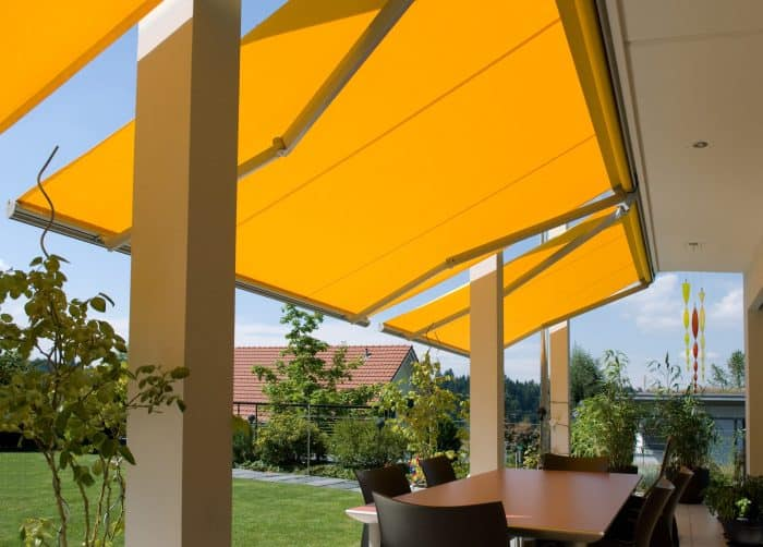 Toldo extensible ART