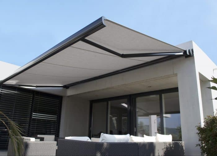 Toldo extensible BOX