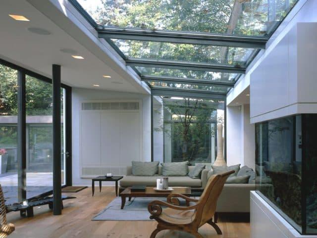techo de lamas