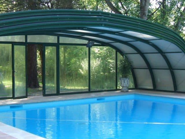 cubiertas de piscina