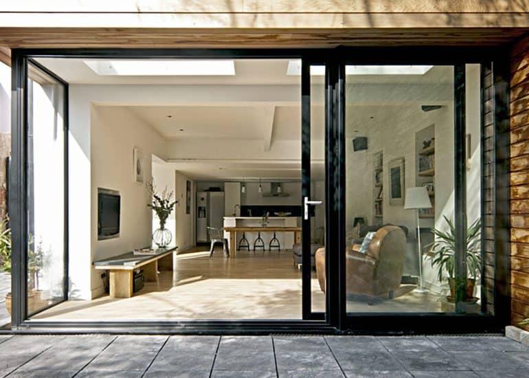 puertas y ventanas osciloparalelas