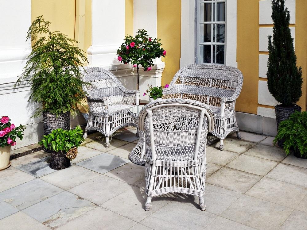 Muebles de estilo mediterráneo