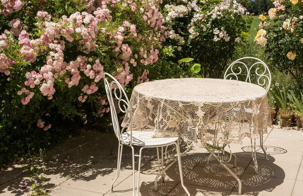Muebles de jardín que serán tendencia en 2020