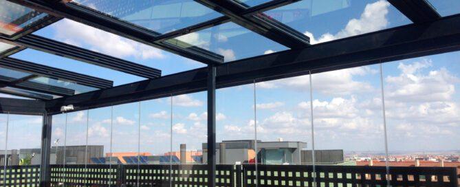 Diferencias entre cerramientos de techo fijo y techo móvil