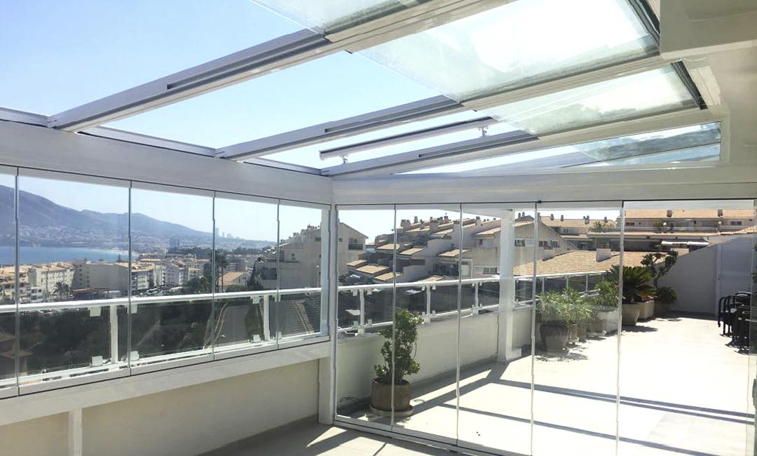 ventajas techo movil panoramico