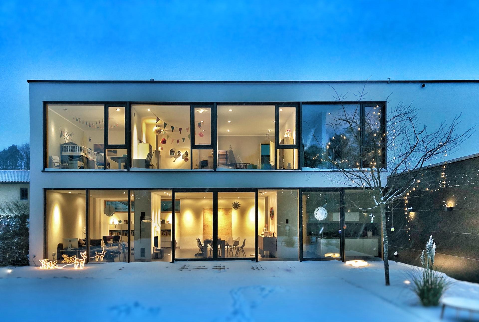 ventajas de tener una casa bien aislada